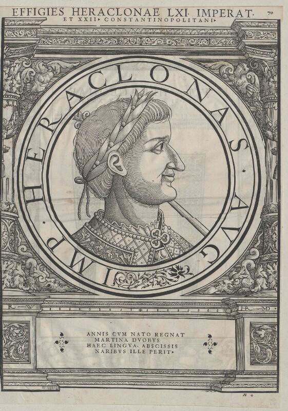 Herakleonas, oströmischer Kaiser