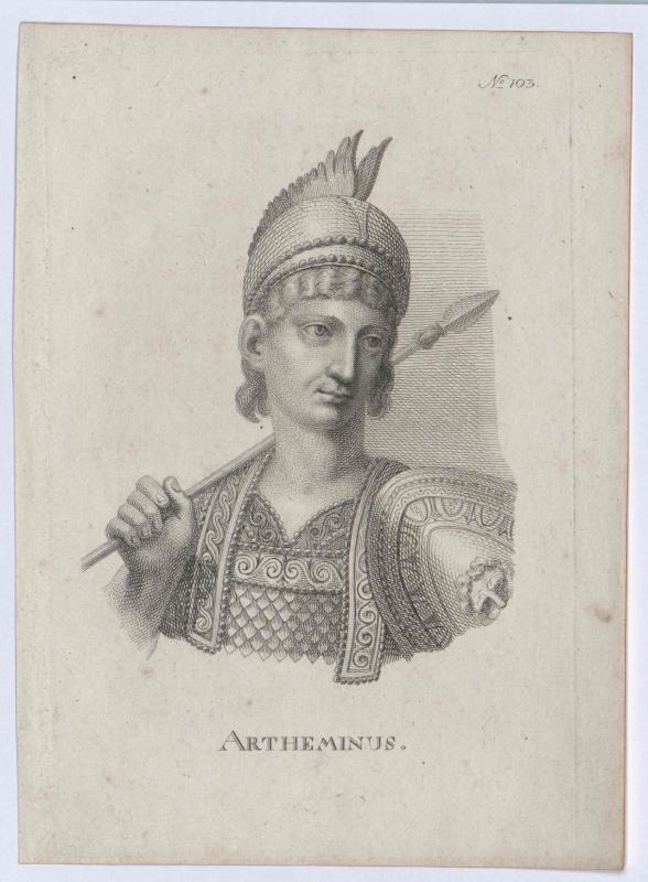 Artemius, Vikarius von Rom