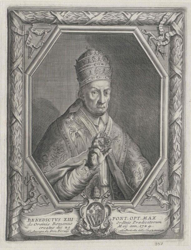 Benedikt XIII., papa