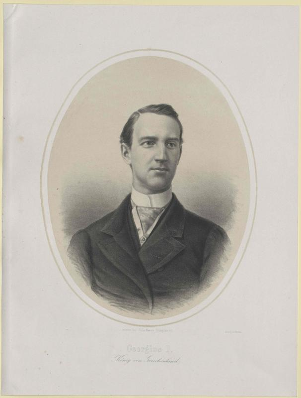 Georg I., König von Griechenland