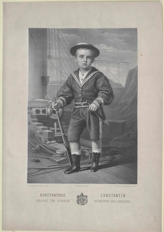 Konstantin I., König von Griechenland
