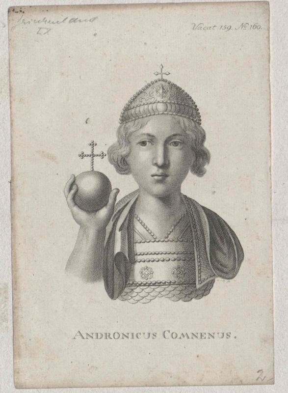 Andronikos I. Komnenos, oströmischer Kaiser