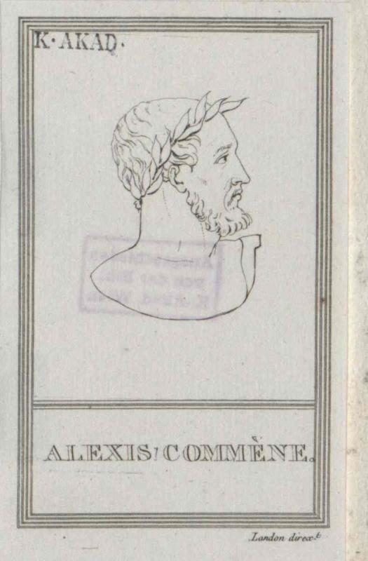 Alexios I. Komnenos, oströmischer Kaiser