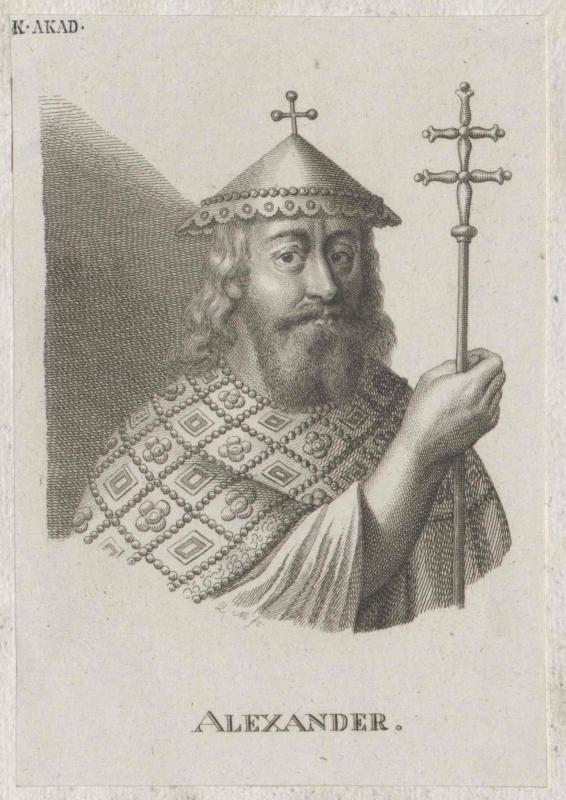 Alexander, oströmischer Kaiser