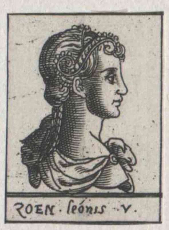 Zoe Karbonopsina, oströmische Kaiserin