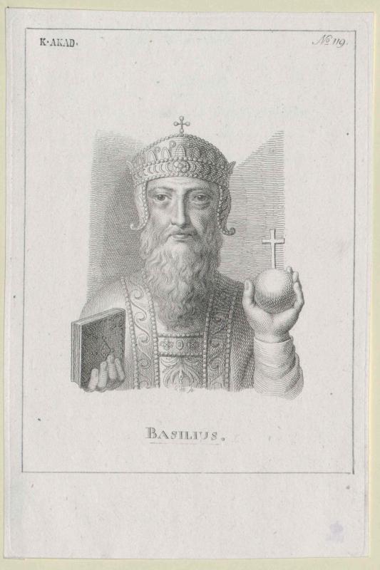 Basilius I., Kaiser von Byzanz