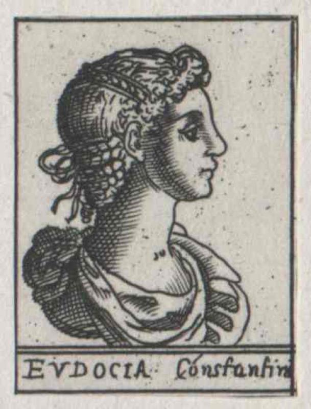 Eudoxia, oströmische Kaiserin