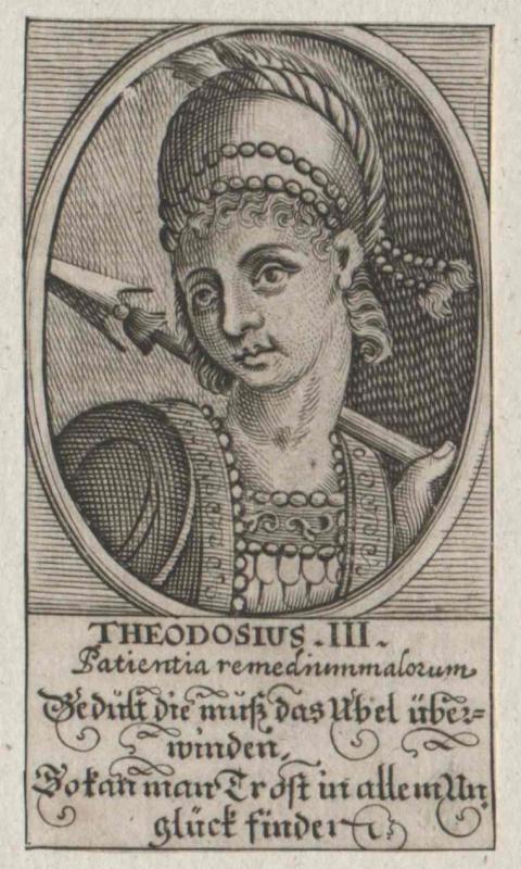 Theodosius III., oströmischer Kaiser