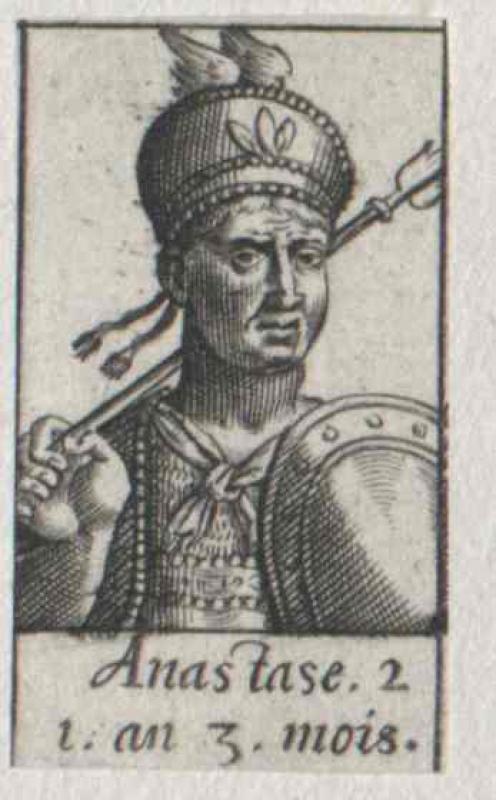 Anastasius II., oströmischer Kaiser
