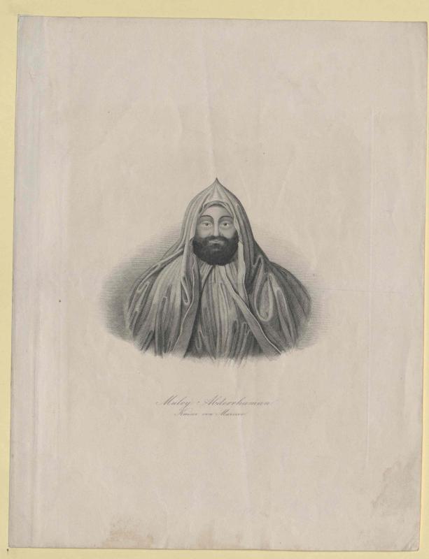 Abd Ar-Rahman, Sultan von Marokko
