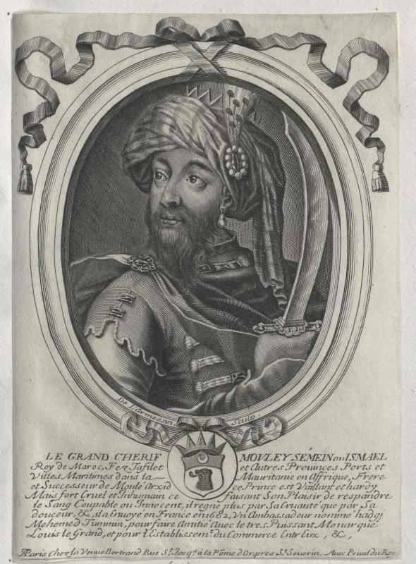Mulai Ismael, Sultan von Marokko