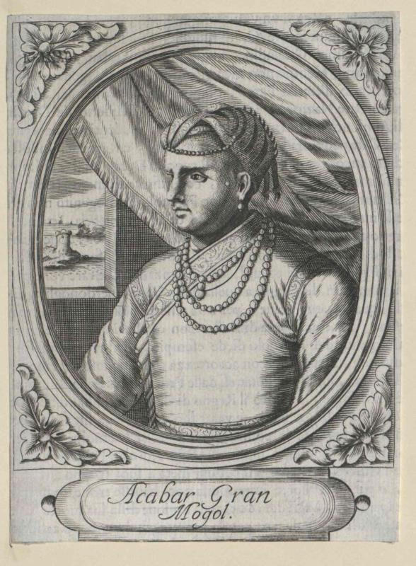 Akbar, Kaiser von Indien