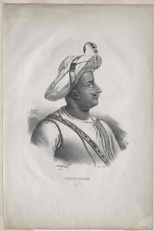 Tipu, Sultan von Maisur