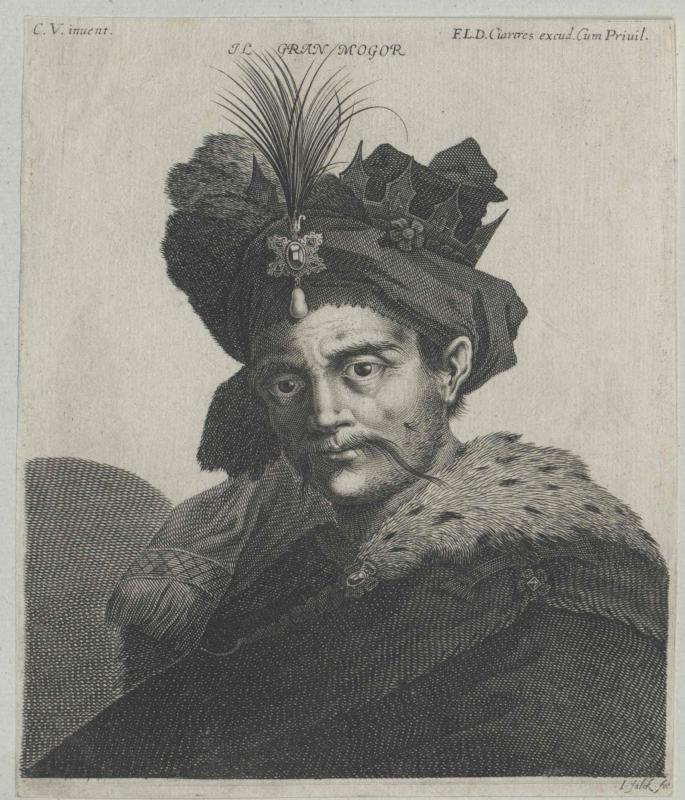 Schihab ad-Din, Großmogul von Indien