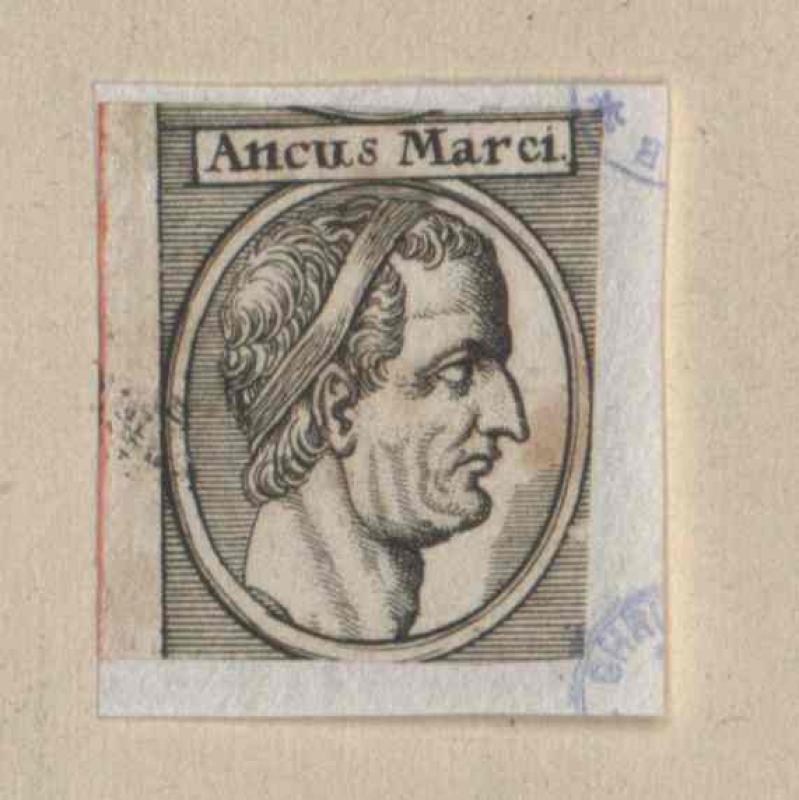 Ancus Marcius, König von Rom