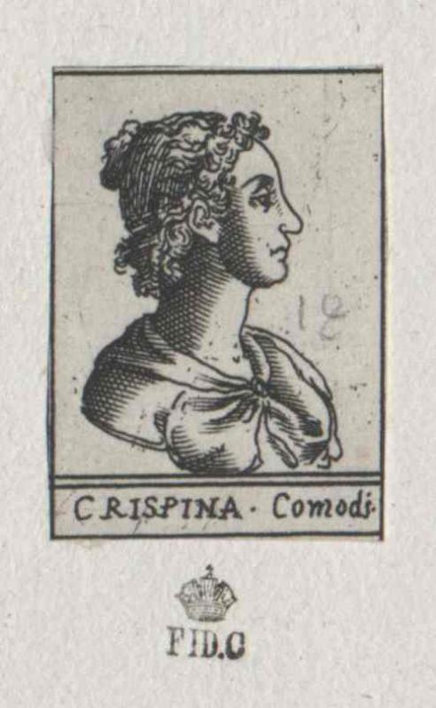 Bruttia Crispina, römische Kaiserin
