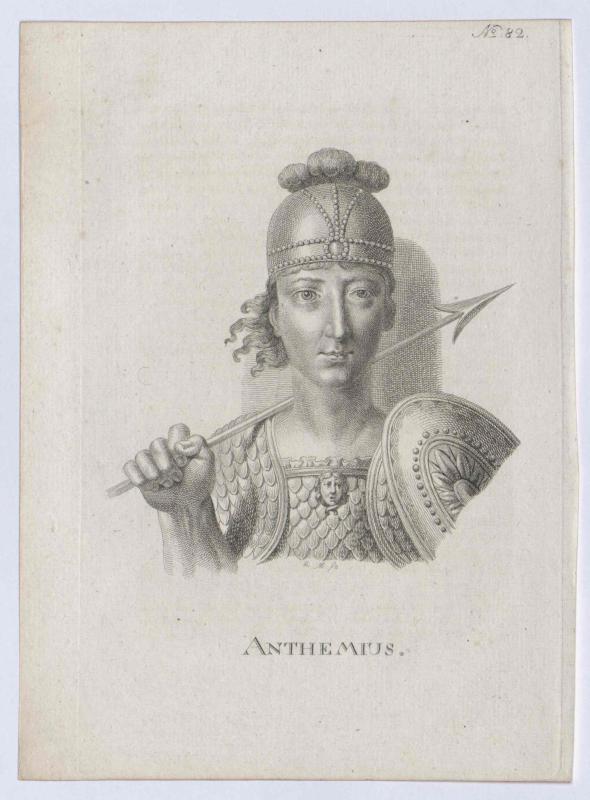 Anthemius, weströmischer Kaiser