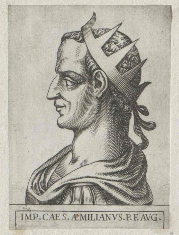Aemilianus, römischer Kaiser