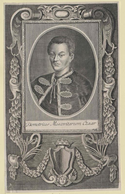 Demetrius, der I. falsche, Zar von Russland