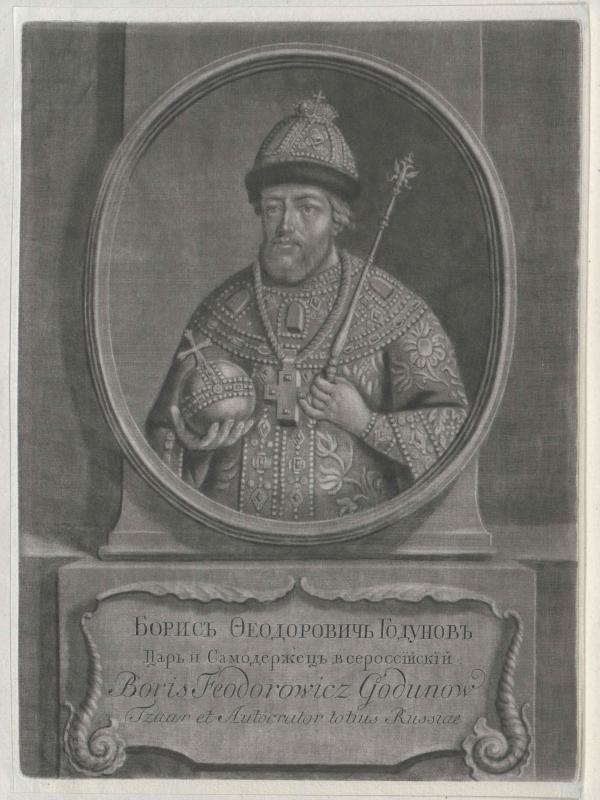 Godunow, Boris Feodorowitsch