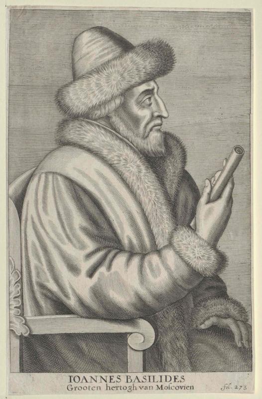 Iwan IV., Zar von Russland