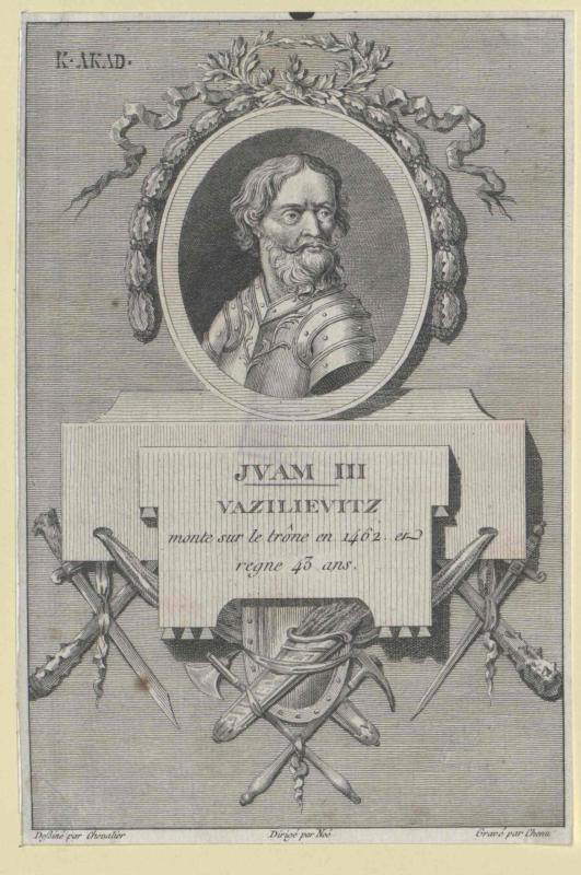 Iwan III., Großfürst von Russland