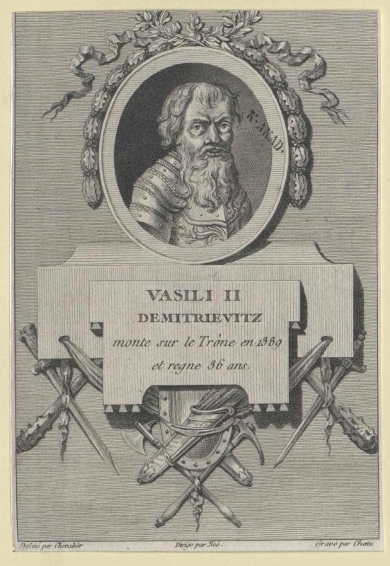 Wasilij II., Großfürst von Russland