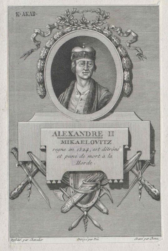 Alexander II., Großfürst von Russland