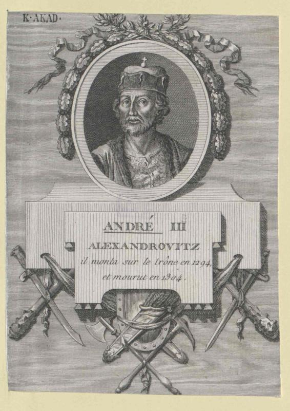 Andreas III., Großfürst von Russland