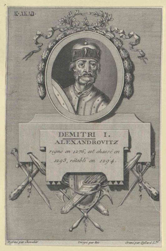 Dimitrij I., Großfürst von Russland