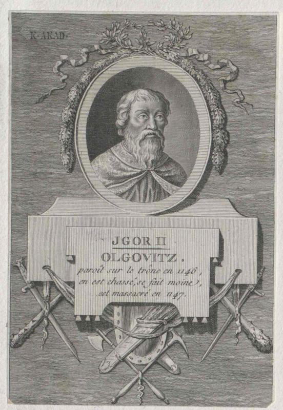 Igor II., Großfürst von Russland