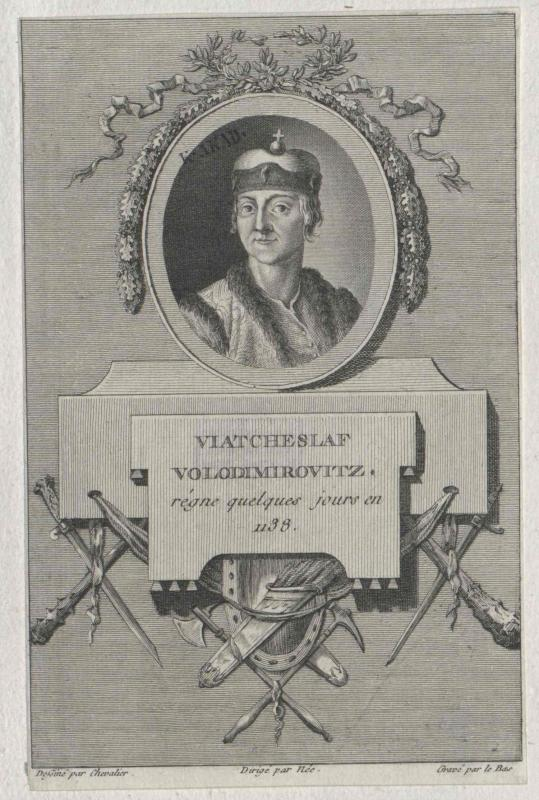 Wjatscheslaw, Großfürst von Russland