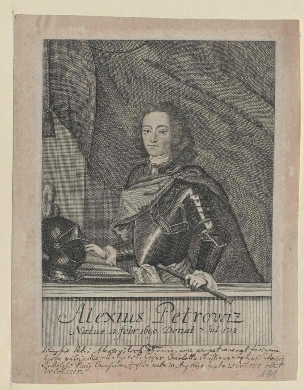 Alexei, Großfürst von Russland
