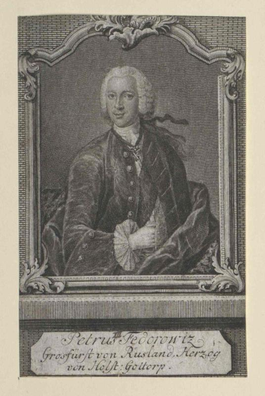 Peter III., Kaiser von Russland