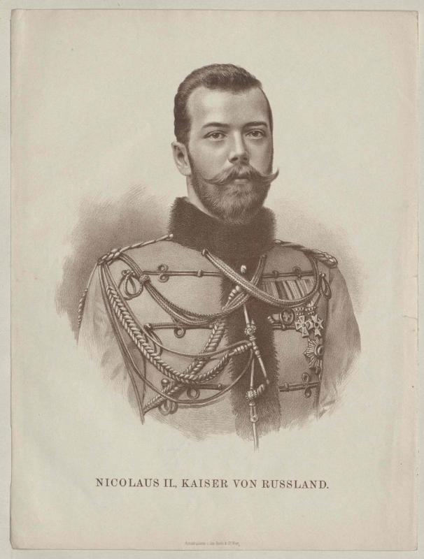 Nikolaus II., Zar von Russland