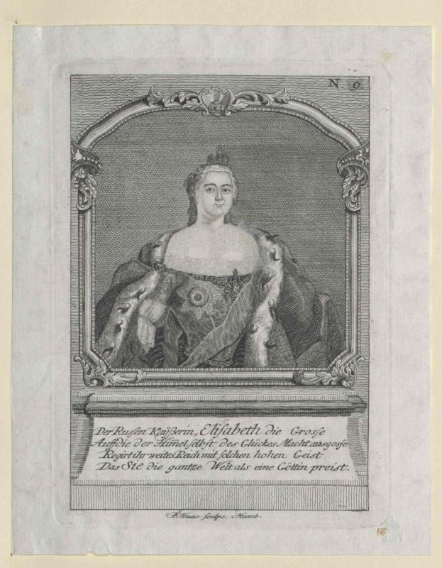 Elisabeth, Kaiserin von Russland