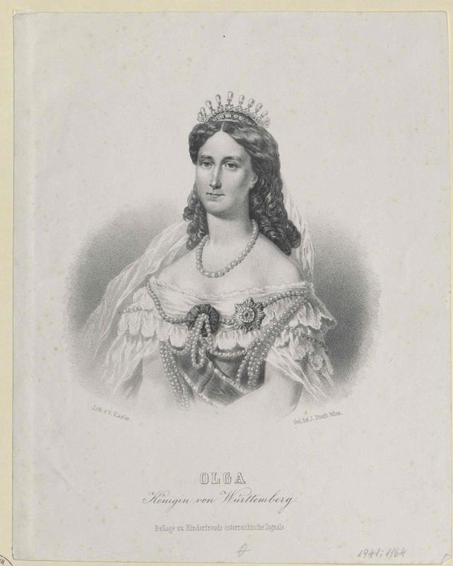 Olga, Fürstin von Russland