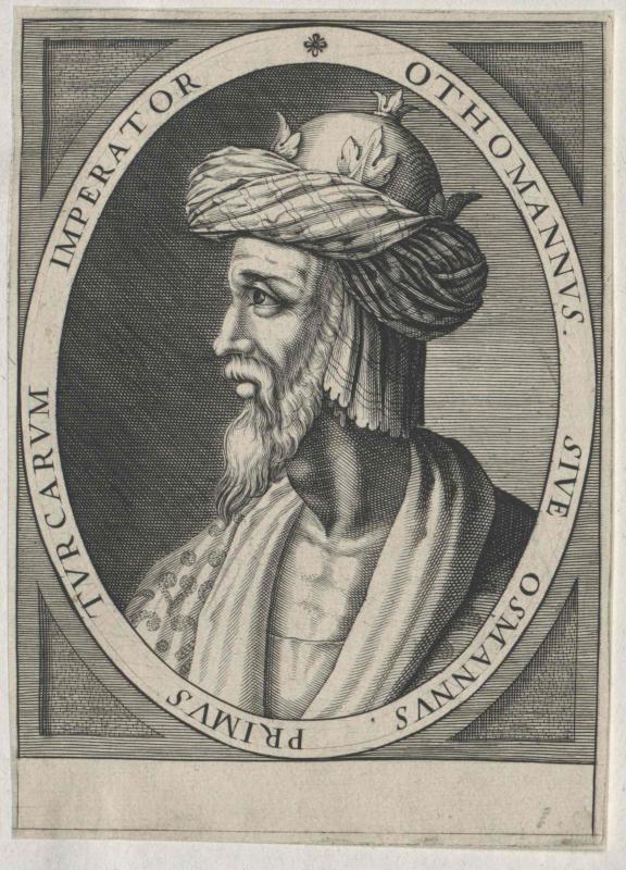 Osman I., Fürst