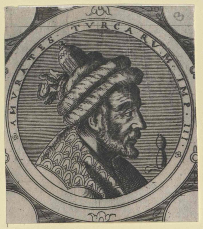 Murad I., Sultan der Türkei