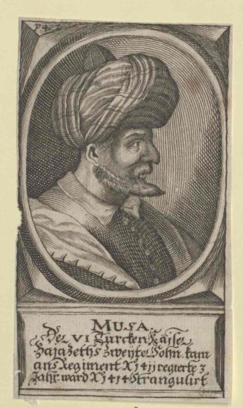 Musa, Sultan der Türkei