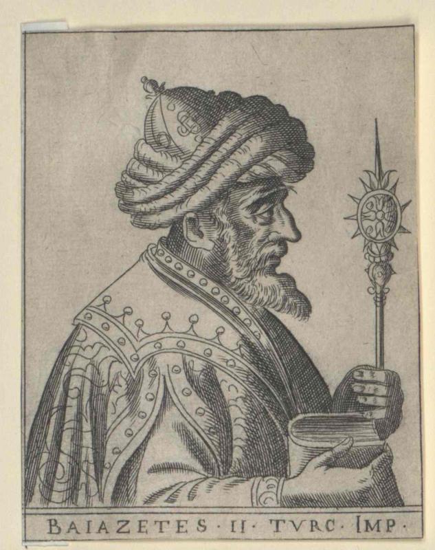 Bajazet II., Sultan der Türkei