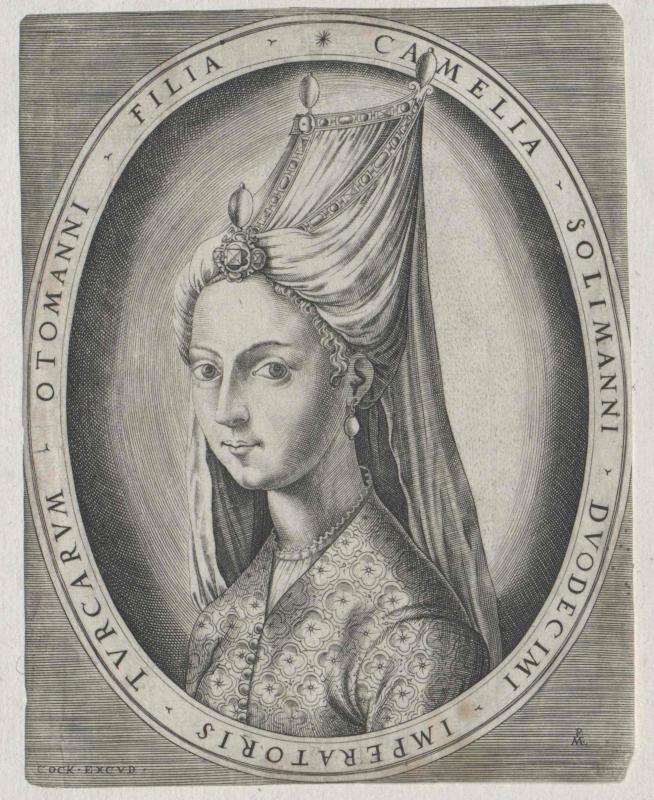 Camelia, osmanische Prinzessin