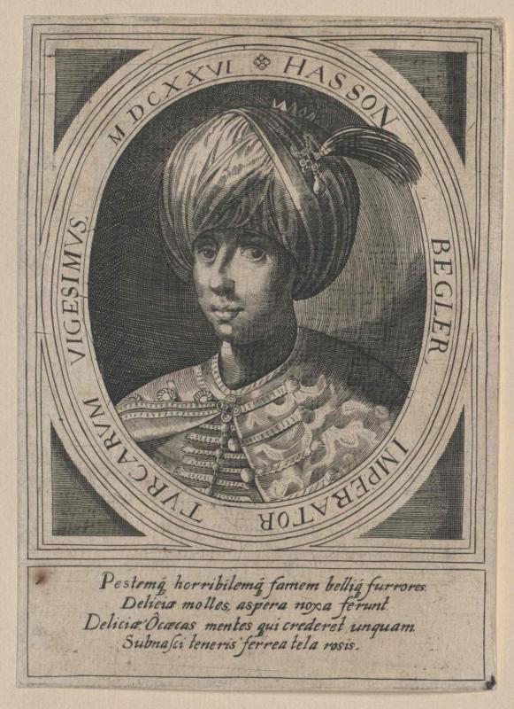 Achmet I., Sultan der Türkei