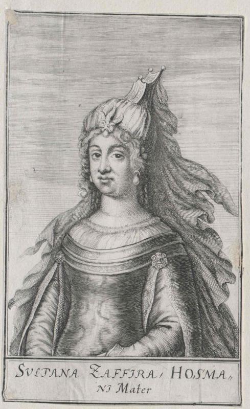 Zaffira, Sultanin der Türkei