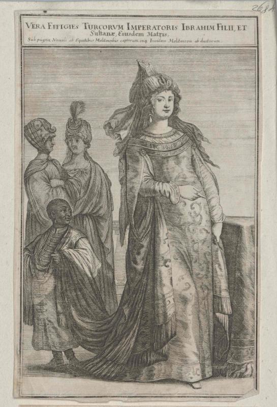 Emine, Sultanin der Türkei