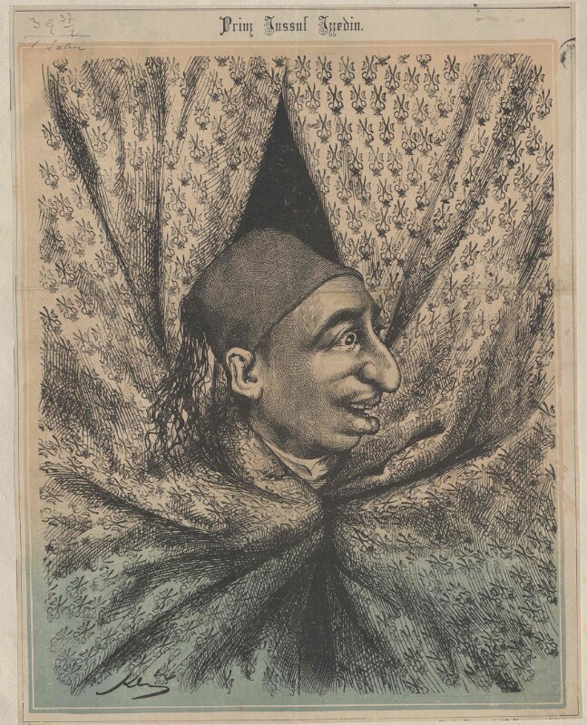 Izzedin, Jussuf Effendi