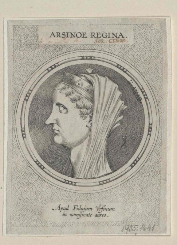 Arsinoe II.