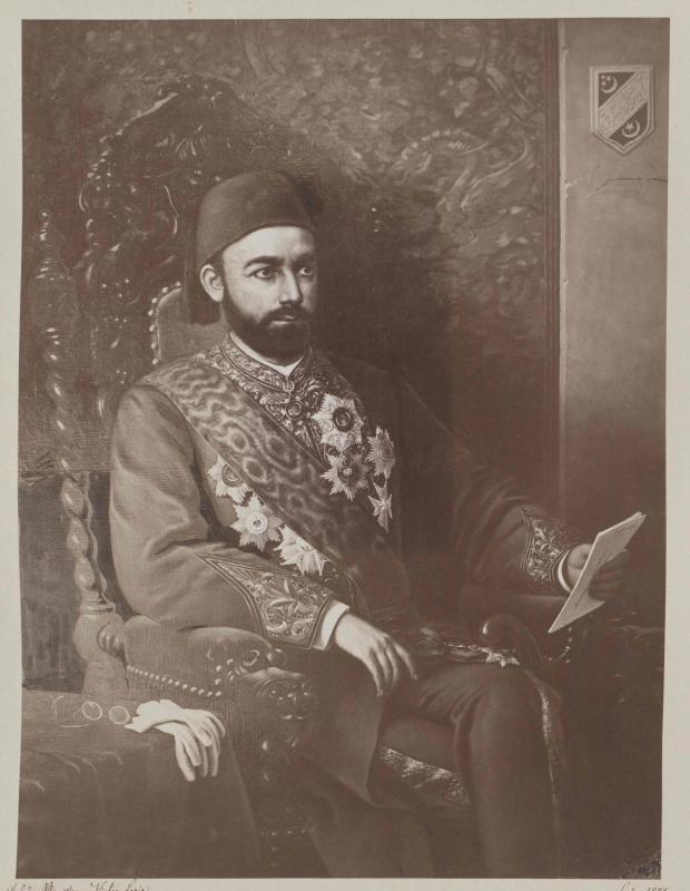 Ismail, Khedive von Ägypten Pascha