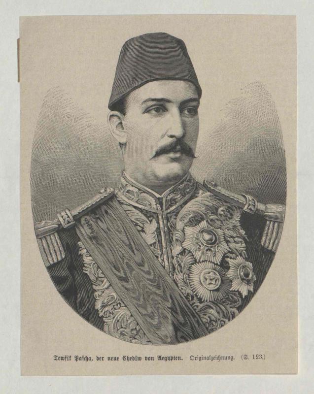 Mehemed Thewfik Pascha