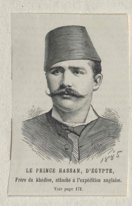 Hassan, Prinz von Ägypten